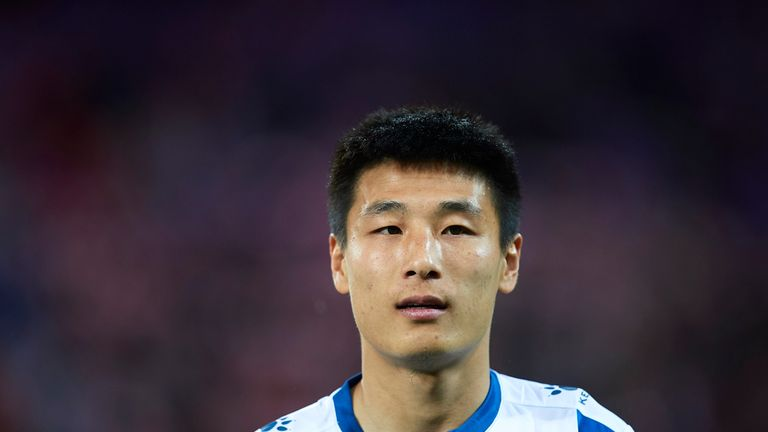 Wu Lei has impressed since joining Espanyol in January, and he has a large following in China