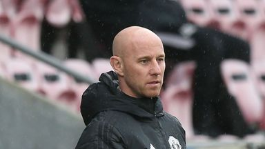 Nicky Butt is Manchester United's head of academy