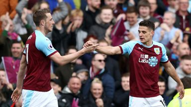 Dyche: Burnley not safe yet