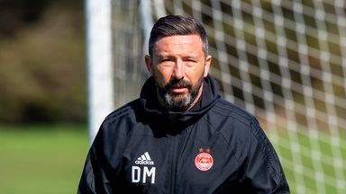 McInnes not being drawn on Scotland