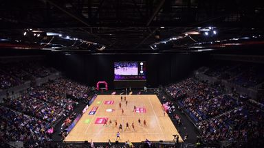 Vitality Netball World Cup 2019 will take place in Liverpool on July 12-21