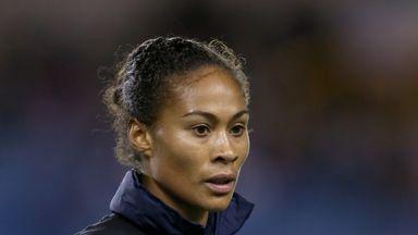 Rachel Yankey played 129 times for England