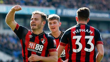 Ryan Fraser is in excellent form for Bournemouth ahead of facing Fulham