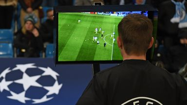 11 times VAR shaped CL matches