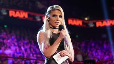 Alexa Bliss is hopeful that she can one day be part of a match in Saudi Arabia and help 'break down barriers' for women in the country