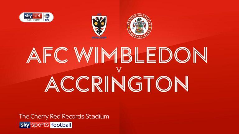 AFC Wimbledon vs Accrington preview
