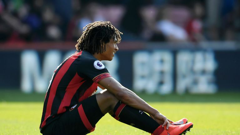 Bournemouth's Nathan Ake was left frustrated after Fulham's first away win of the season