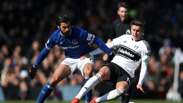 Gomes is expected to complete a permanent move to Goodison Park in the next 24 hours