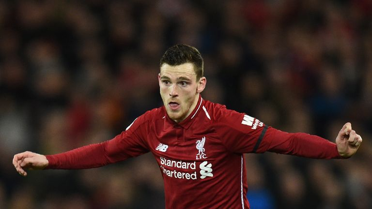 Andy Robertson (11) has the most assist for a defenders in the Premier League so far this season, ahead of team-mate Trent Alexander-Arnold (9)