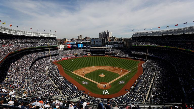 Yankee Stadium will host the final game of the tour