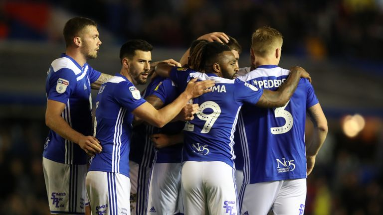 Birmingham City's first two fixtures of the new EFL Championship season are a trip to Brentford before Bristol City visit St. Andrew's