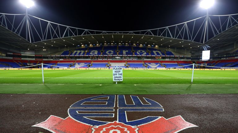 Bolton owner Ken Anderson informed club staff last Wednesday that a deal to take over the club was 'close' to being agreed