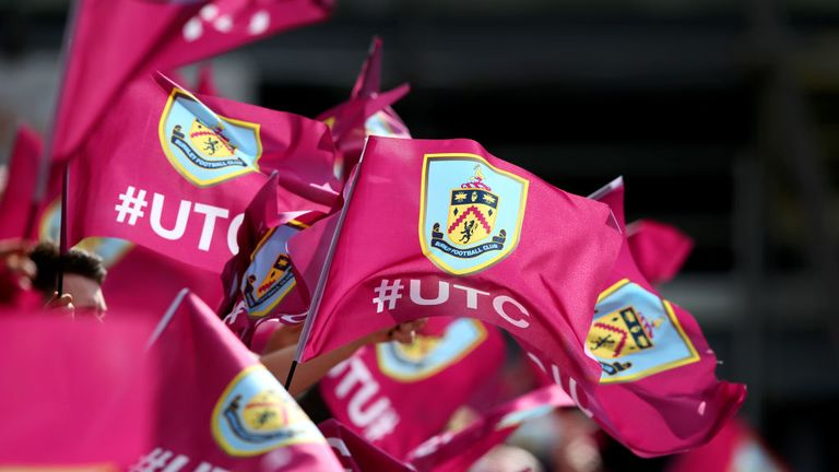 Burnley have banned a supporter over offensive social media posts