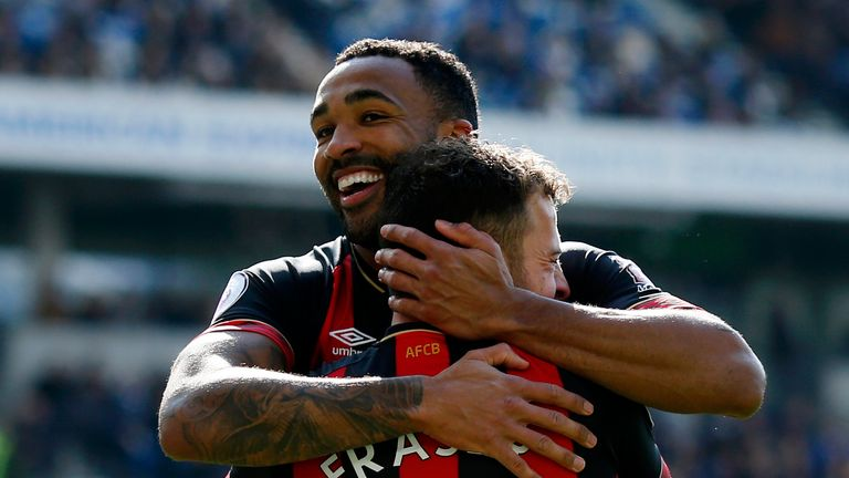 Ryan Fraser and Callum Wilson have combined for 11 Premier League goals