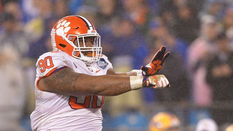 Is Dexter Lawrence the type of defender New York needed?