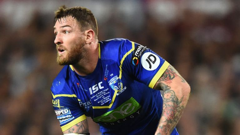 Daryl Clark commits to Warrington with new contract until 2023 | Rugby League News |