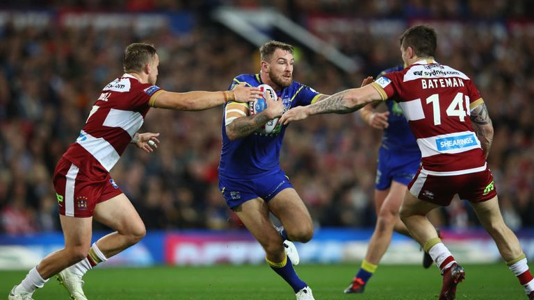Warrington came up short against Wigan in last year's Super League Grand Final