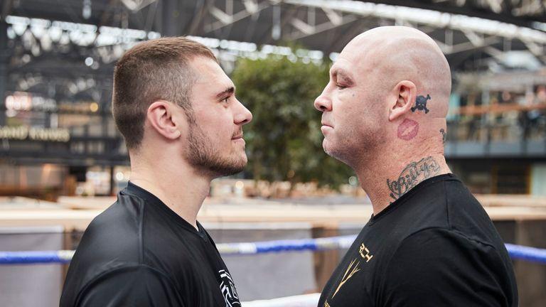 Allen battles Lucas Browne on Saturday night, live on Sky Sports