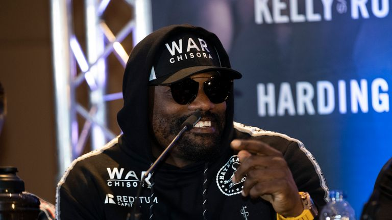 Derek Chisora says he is fully motivated after teaming up with Dave Coldwell