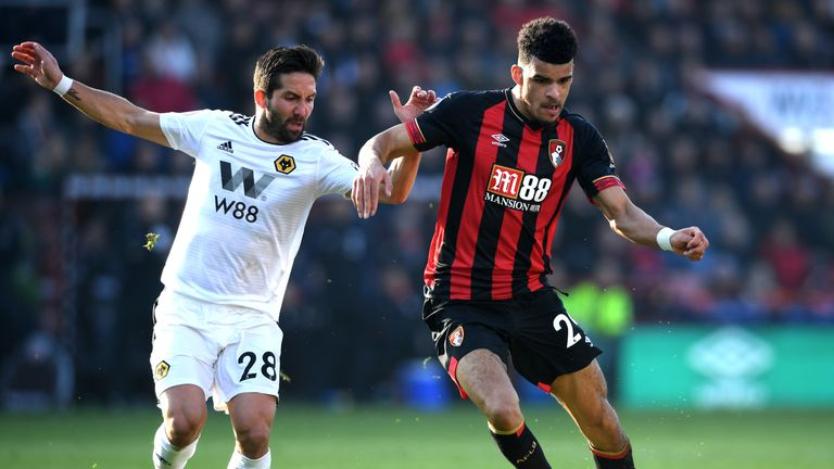 Ryan Fraser's Bournemouth future uncertain amid Arsenal links