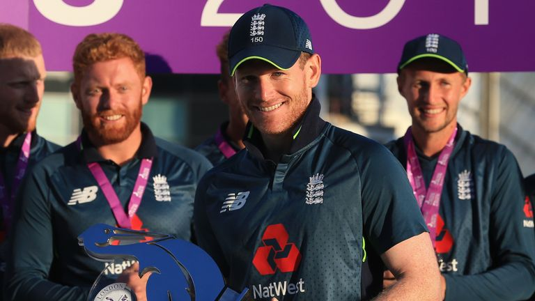 Eoin Morgan has overseen a remarkable turnaround in England's ODI cricket since the last World Cup
