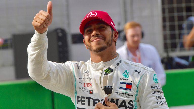 Lewis Hamilton seeks improved Azerbaijan GP performance | F1 News