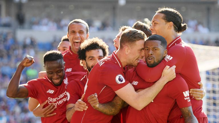 QUIZ: Liverpool Premier League era league positions