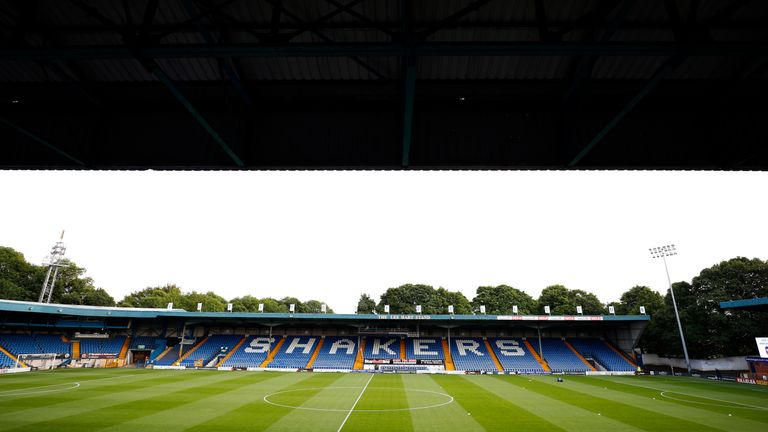 Bury have had their first two league games of the season suspended over financial worries