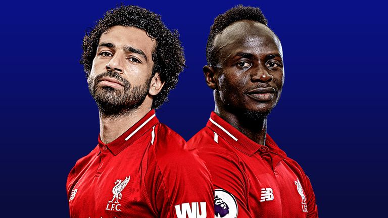 Could Mane outscore his Liverpool team-mate?