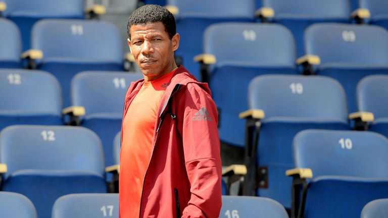 Retired athlete Haile Gebrselassie is the owner of the hotel Farah was staying at when the alleged theft occurred