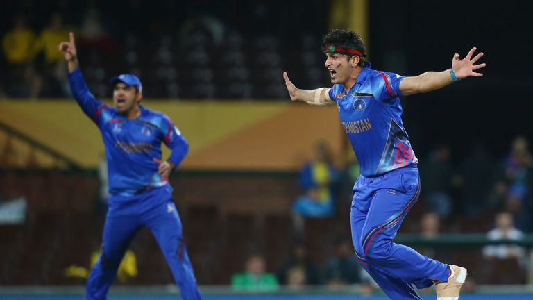 Hamid Hassan is back in the Afghanistan squad after a three-year absence