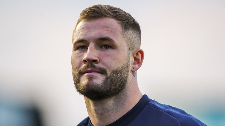 Zak Hardaker's return to face Castleford on Friday was one of this week's main talking points