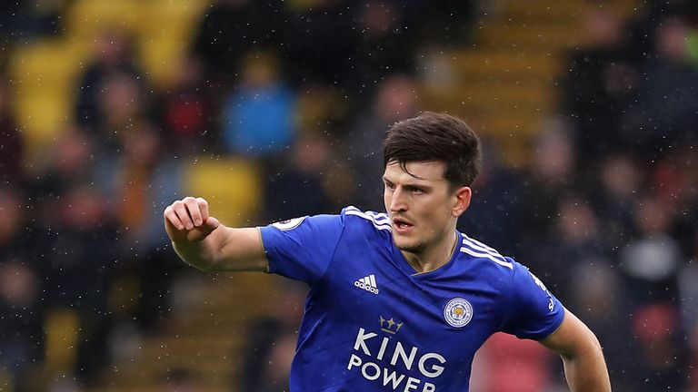 Maguire's duel success rate is the second highest in the Premier League, and his aerial duel success rate is the highest