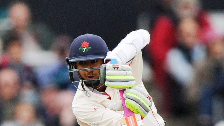 Haseeb Hameed last scored a century for Lancashire in August 2016 when he hit hundreds in both innings against Yorkshire