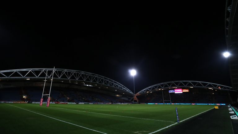 Huddersfield Giants sign England prospect Oliver Wilson | Rugby League News |