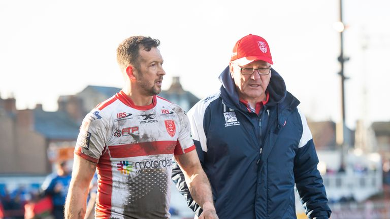 Hull KR parted company with Tim Sheens earlier this week