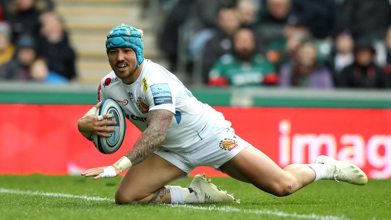 Exeter Chiefs keep changes to a minimum for Round 19