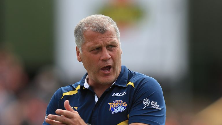 James Lowes is starting a new role outside rugby league