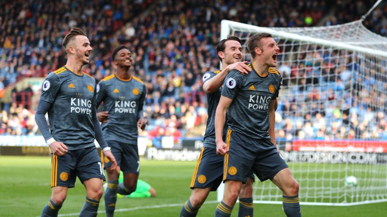 Leicester were top of the class after a 4-1 win at Huddersfield on Saturday