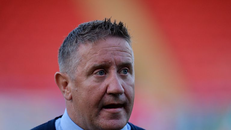 Inverness boss John Robertson steered the club to a third-placed finish in the Scottish Championship this season