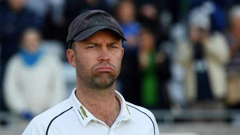 Jonathan Trott is joining the coaching team at Kent