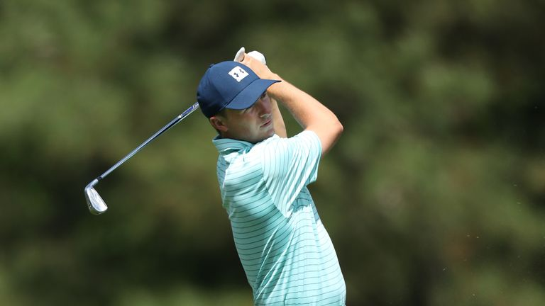Spieth finished tied-12th at the 2018 PGA Championship
