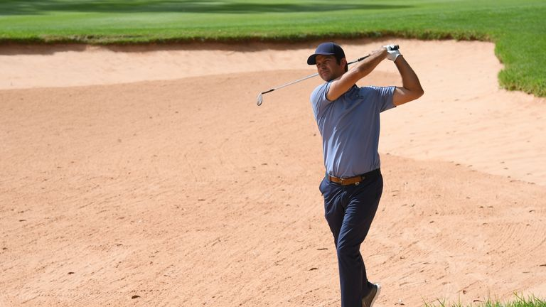 Campillo birdied 16 and 17 to seal a two-shot win