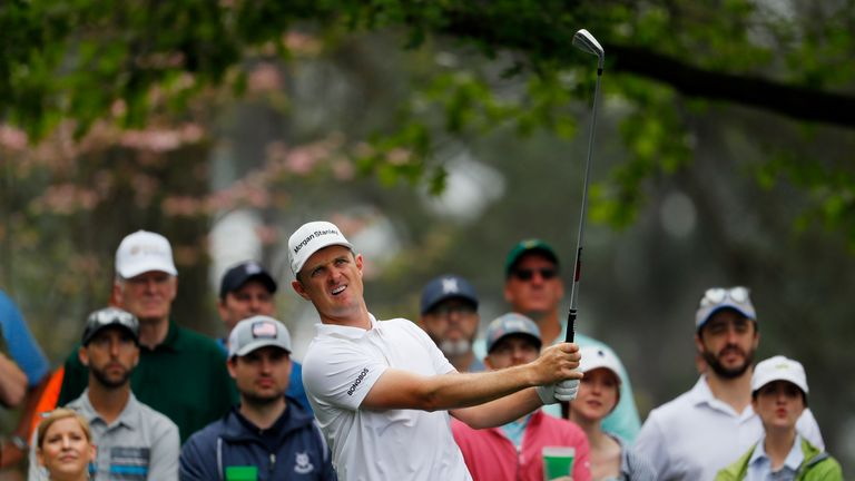 Rose will tee up on Thursday as the world No 1