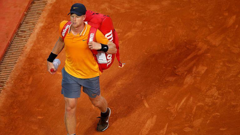 Kyle Edmund loses to Diego Schwartzman at Rolex Monte-Carlo Masters | Tennis News |