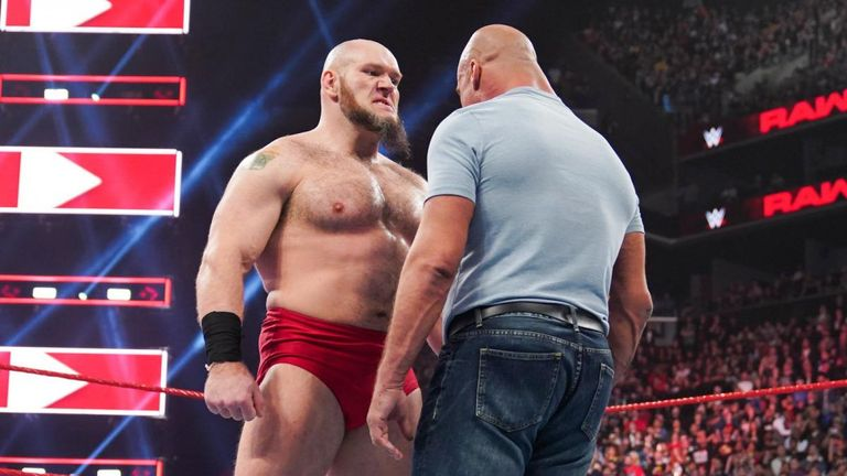 Lars Sullivan was the only surprise appearance on this week's episodes of Raw and SmackDown