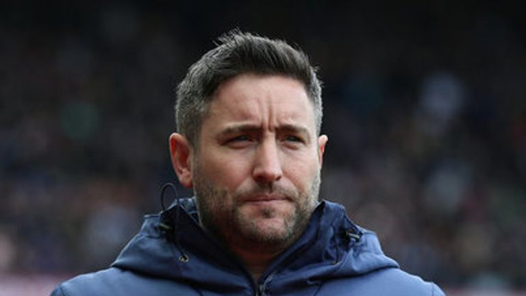 Bristol City manager Lee Johnson felt decisions went against his side during the Villa defeat