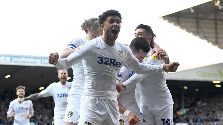 Leeds moved three points clear of third-placed Sheffield United on Saturday