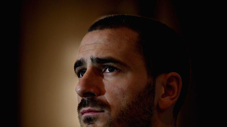 Leonardo Bonucci caused controversy with his post-match comments