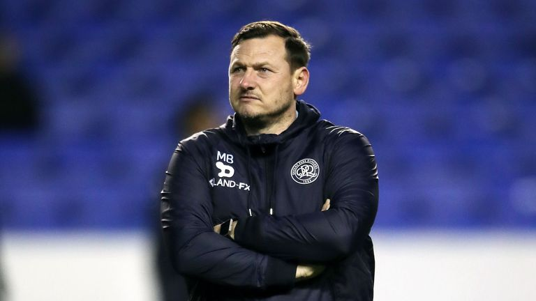 Marc Bircham is in the running for the vacant manager role at QPR